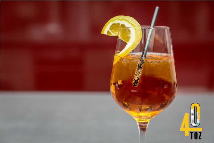 40TOZ: Alkohol trotz Zuckerentzug