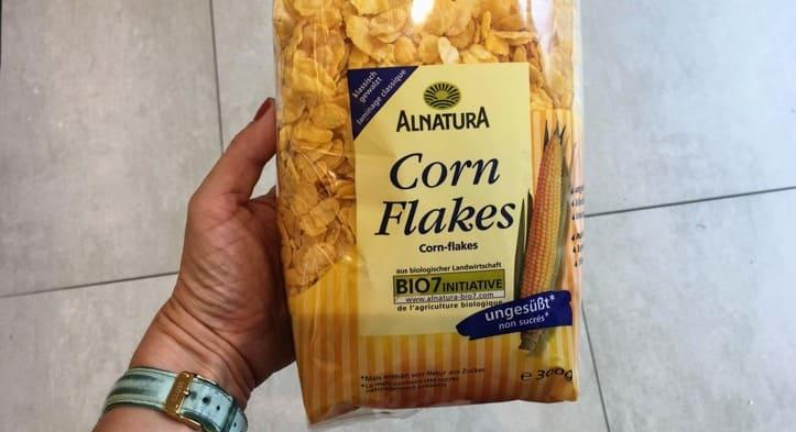 Alnatura Cornflakes ohne Zucker