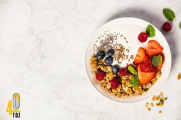 Gesundes Müsli ohne Zucker selber machen