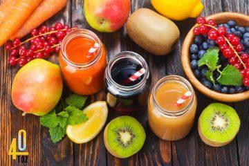Fruchtsäfte: Vitaminkick oder Zuckerbomben